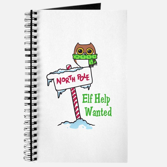 NORTH POLE HELP WANTED Journal