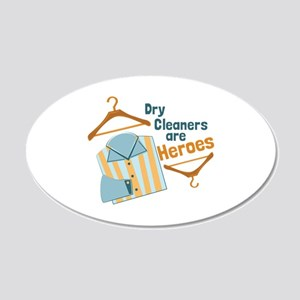 Dry Cleaners Wall Decal