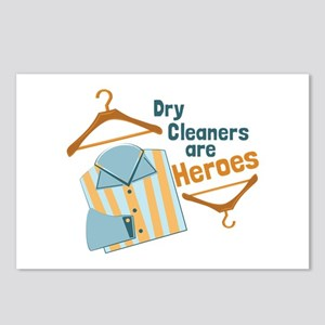 Dry Cleaners Postcards (Package of 8)