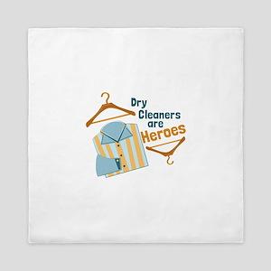 Dry Cleaners Queen Duvet