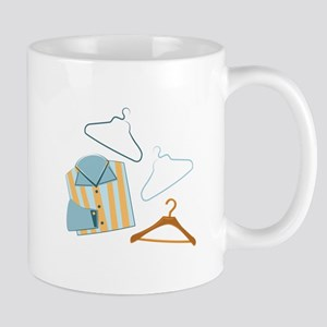 Shirt & Hangers Mugs