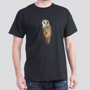 Barn Owl Dark T-Shirt