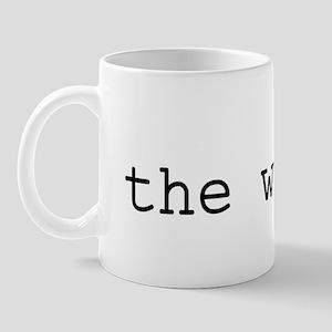 The writer Mug