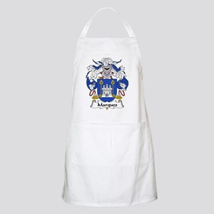 Marques Family Crest BBQ Apron
