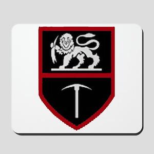 Rhodesian Army Mousepad