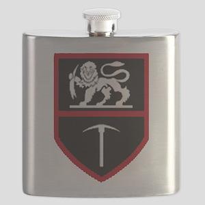 Rhodesian Army Flask