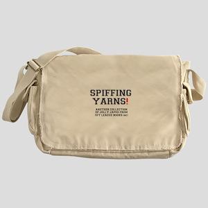 SPIFFING YARNS - IVY LEAGUE BOOKS Messenger Bag