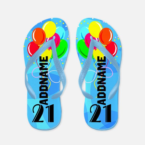 Awesome 21st Flip Flops