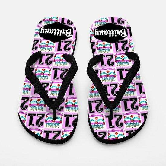 Trendy 21st Flip Flops