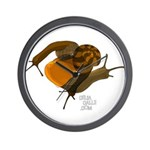 escargo : wall clock