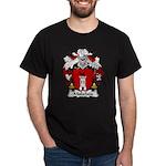 Malafaia Family Crest Dark T-Shirt