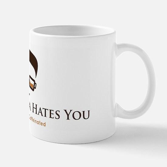Your Barista Hates You Mug