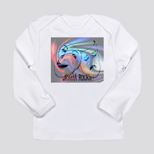 Drama Rocks! Long Sleeve T-Shirt