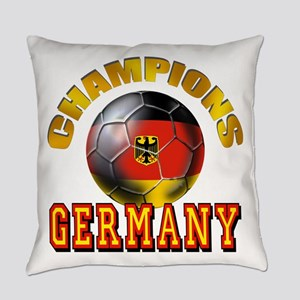 Germany Soccer Everyday Pillow