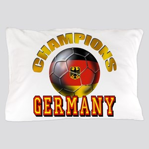 Germany Soccer Pillow Case