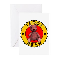 Teddy Bear Greeting Cards (Pk of 20)