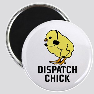 Dispatch Chick Magnet