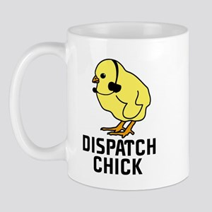 Dispatch Chick Mug