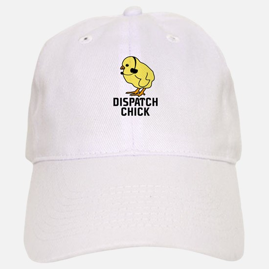 Dispatch Chick Baseball Baseball Cap