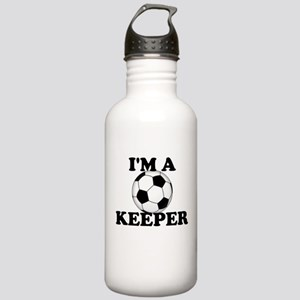I'm A Keeper Stainless Water Bottle 1.0L