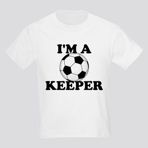 I'm A Keeper Kids Light T-Shirt