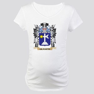 Gilmartin Coat of Arms - Family Maternity T-Shirt