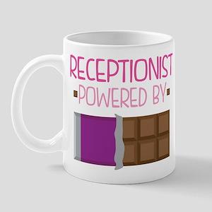 Receptionist Mug