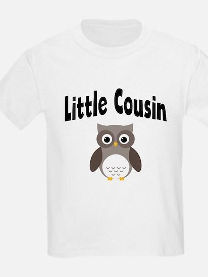 Little Cousin Owl T-Shirt