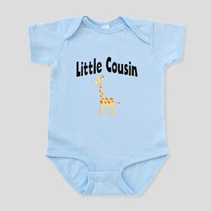Little Cousin Giraffe Body Suit
