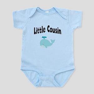 Little Cousin Whale Body Suit