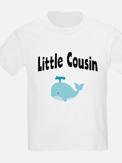 Little Cousin Whale T-Shirt
