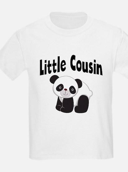 Little Cousin Panda T-Shirt