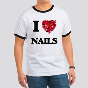 I Love Nails T-Shirt