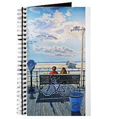 Jones Beach Boardwalk Journal