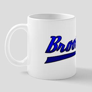 Brooklyn Comic Book Style  Mug