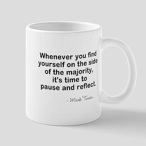 Pause And Reflect Mugs