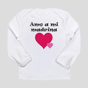 Amo A Mi Madrina Long Sleeve T-Shirt