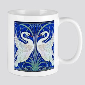 The Swans By Walter Crane Mug