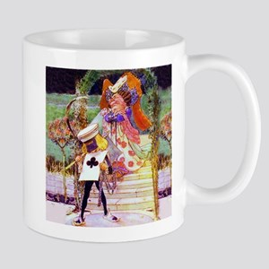 The Duchess and the Queen of Hearts' Ex Mug