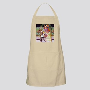 The Duchess and the Queen of Hearts' Executi Apron