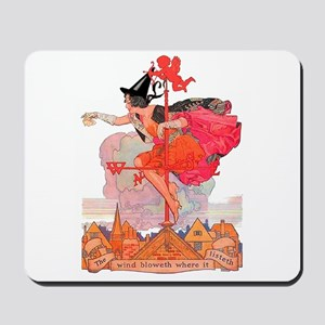 Something Wicked This Way Comes Mousepad