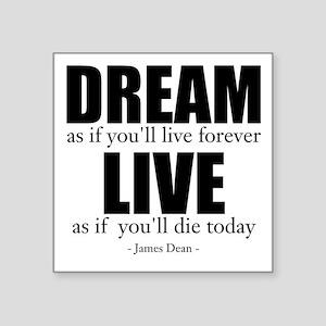 Dream Live Sticker