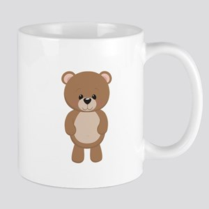 Teddy Bear Mugs