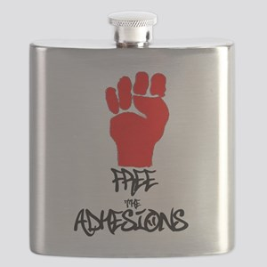 Free The Adhesions T4 Flask