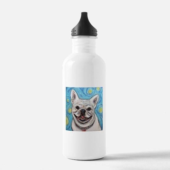 Cool Bulldogs Water Bottle