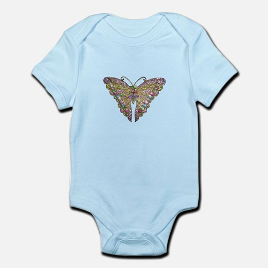 Colorful_butterfly_78_trans Body Suit