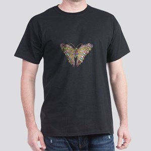 Colorful_butterfly_78_trans T-Shirt