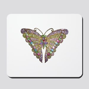 Colorful_butterfly_78_trans Mousepad