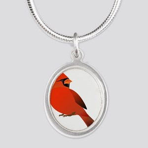 Red Cardinal Necklaces