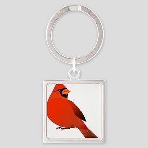 redcardinal Keychains